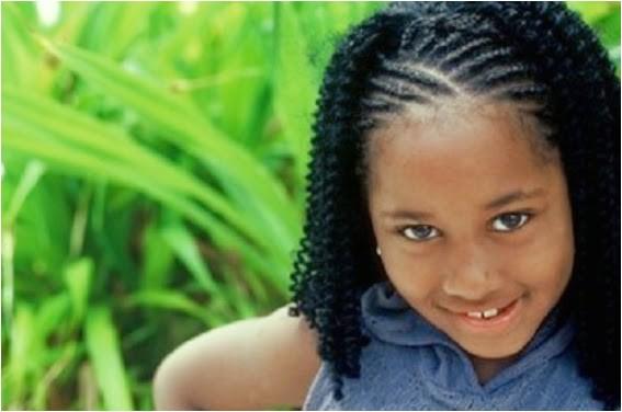 african american little girl cute hair styles