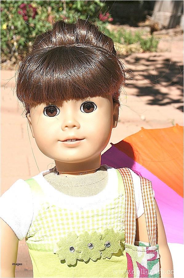 cute american girl doll hairstyles for short hair