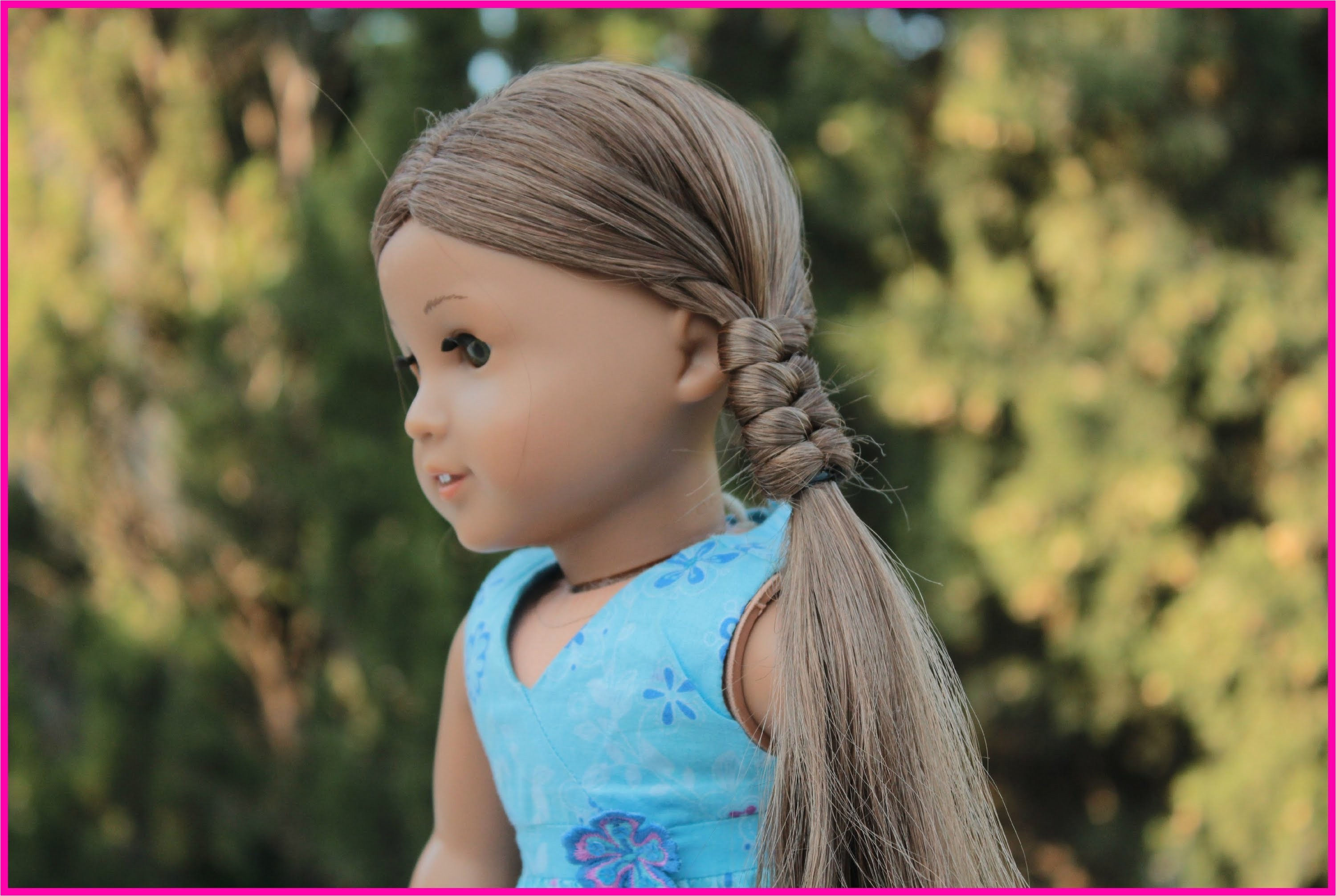 Hairstyles for American Girl Dolls with Curly Hair Best Lovely American Girl Doll Hairstyles –