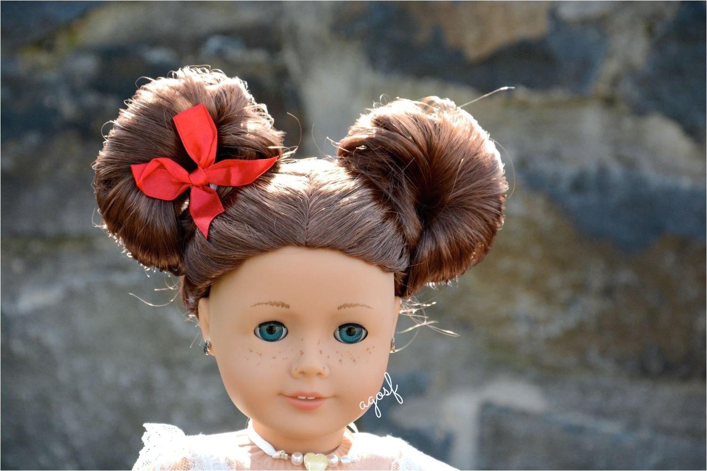 American Girl Hair Style Center Best Cute American Girl Doll Hairstyles Trends Hairstyle Gallery