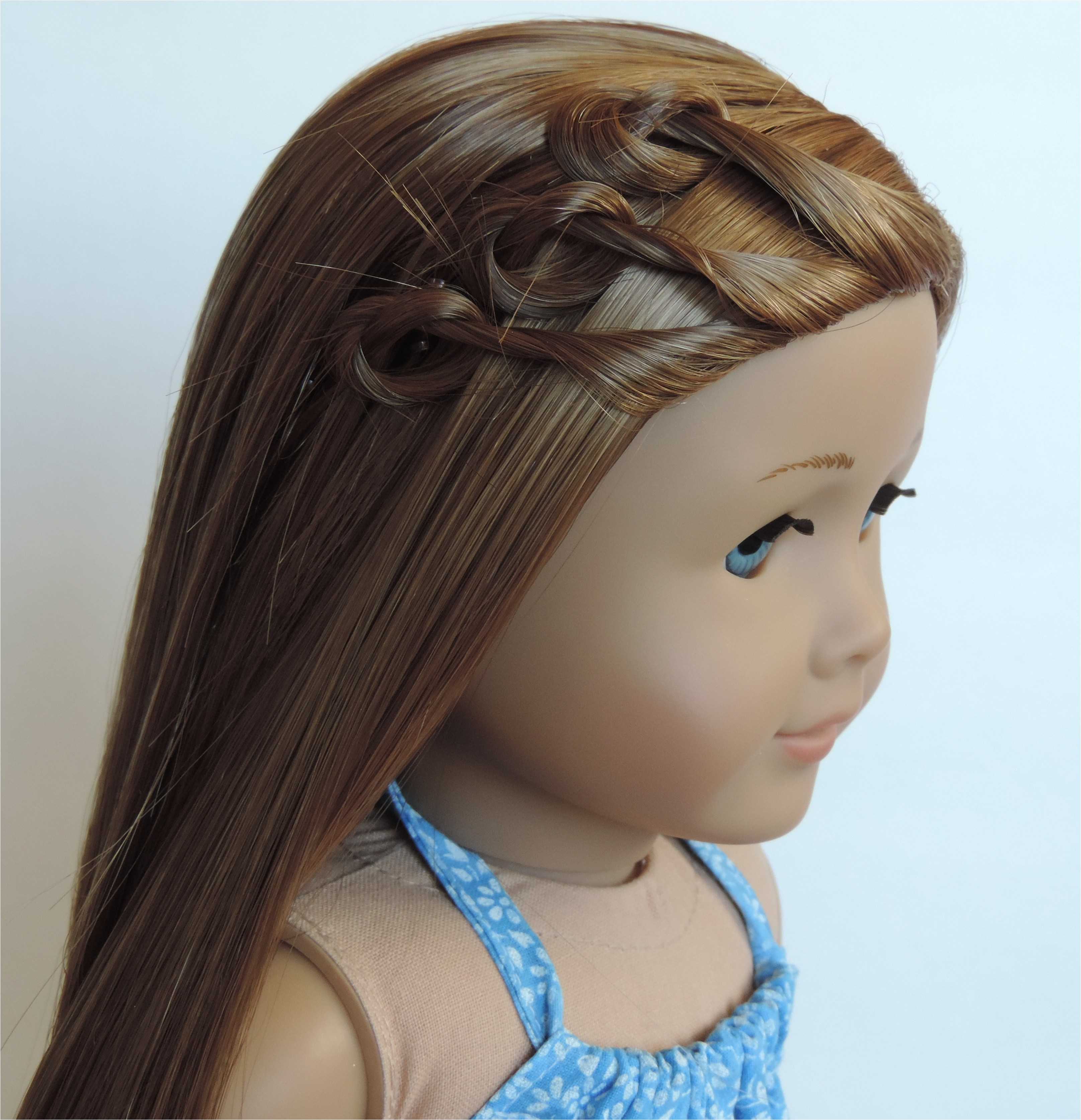 Hairstyles for American Girl Dolls with Curly Hair Beautiful Best American Girl Doll Hairstyles Image Collection