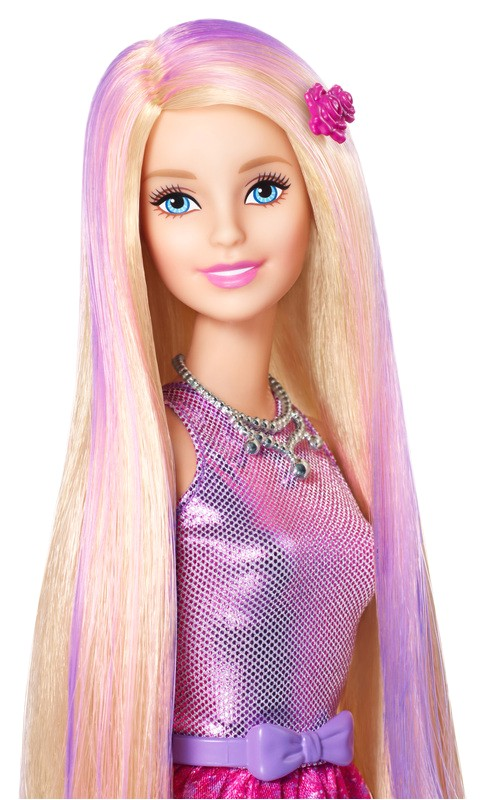 barbie doll hairstyles braids