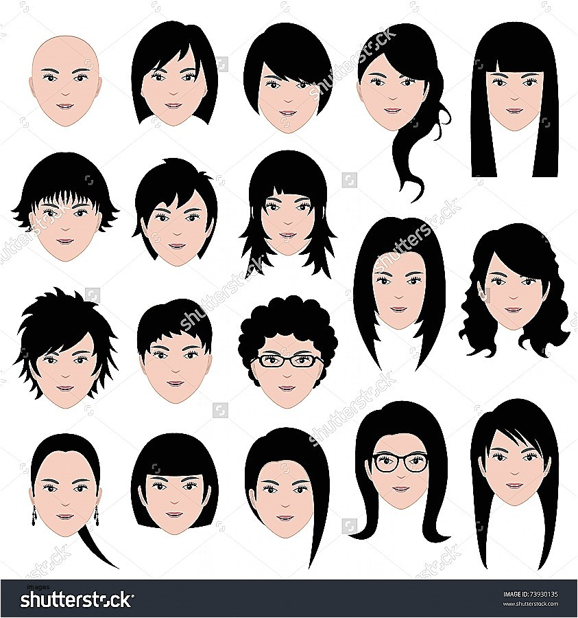 cute hairstyles for big heads fresh haircut big head gallery haircut ideas for women and man
