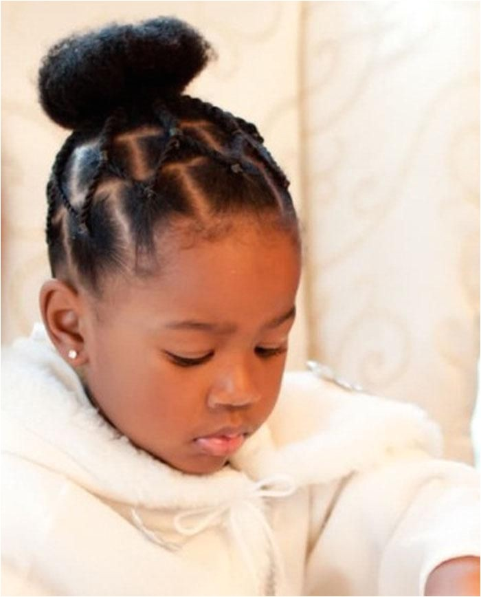 Cute Hairstyles for Black Kids with Short Hair 25 Best Ideas About Black Kids Hairstyles On Pinterest
