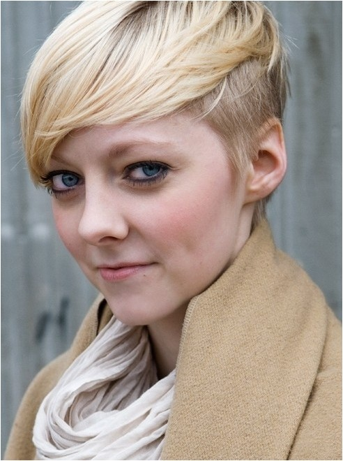 hairstyles for short hair 2014
