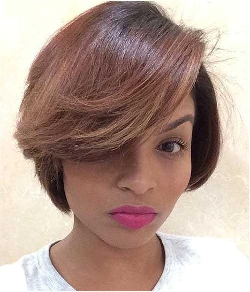 20 cute bob hairstyles for black women
