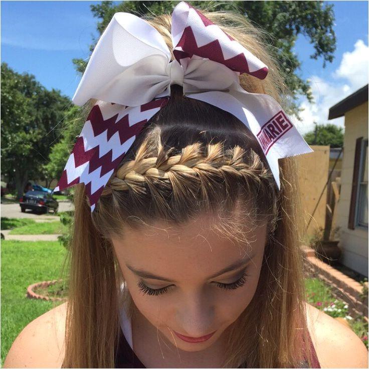 gymnasticscheer petition hairstyles