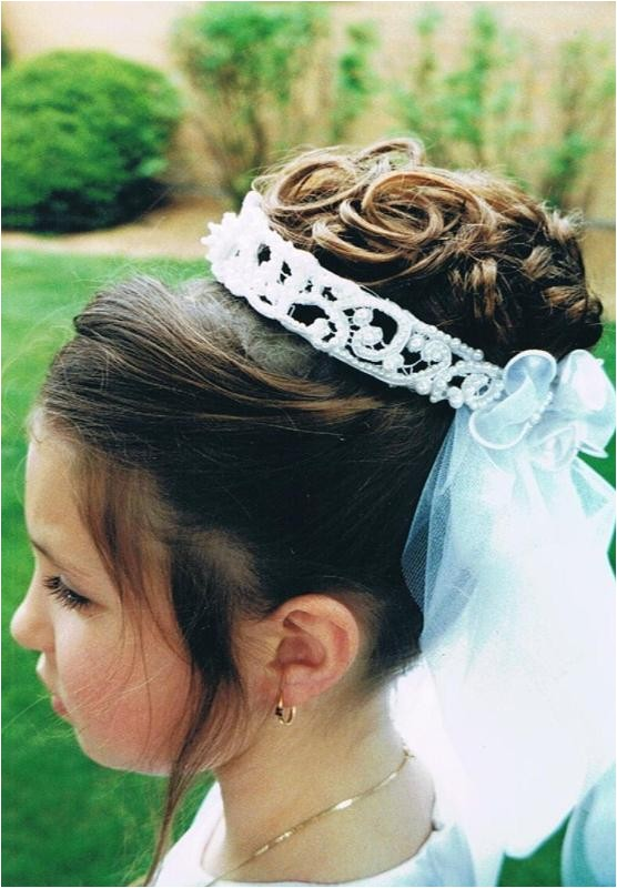 first munion hairstyles