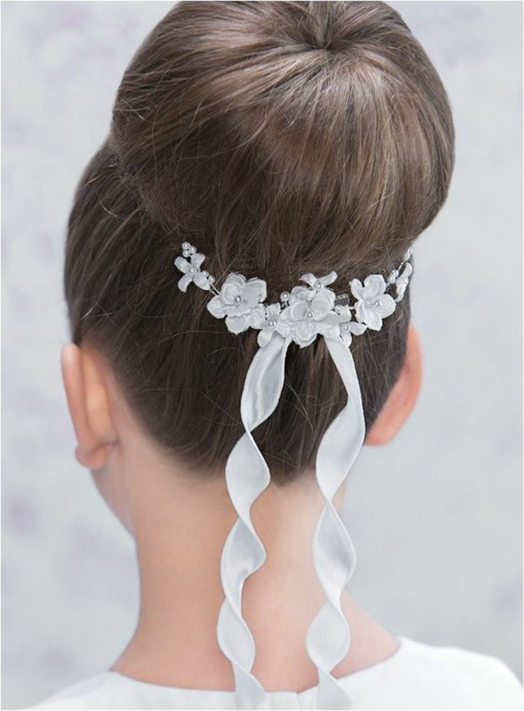 first munion hairstyles to do it yourself festive children hairstyles for girls