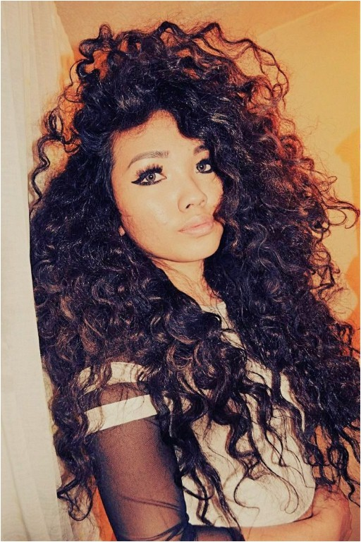 30 seriously cute hairstyles for curly hair