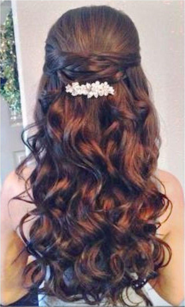 hairstyles for quinceanera damas