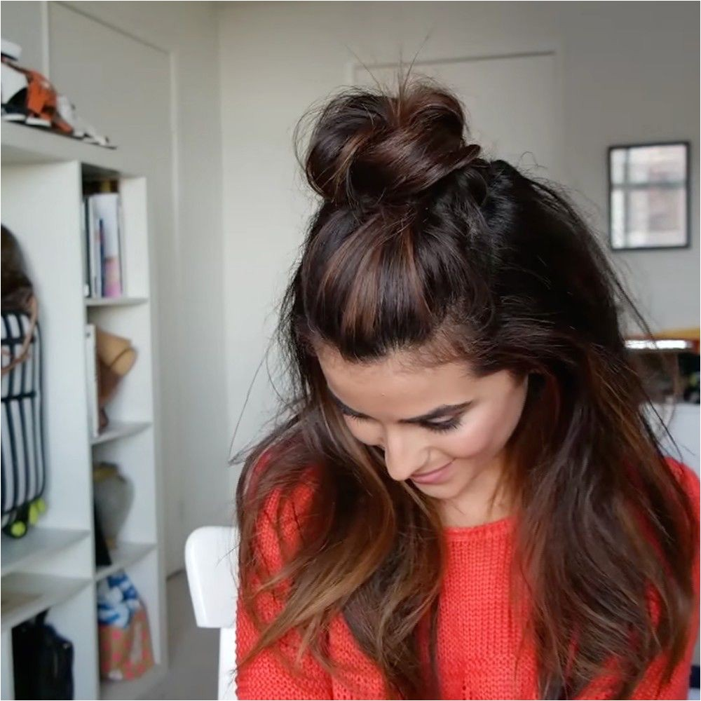 hairstyles for greasy hair