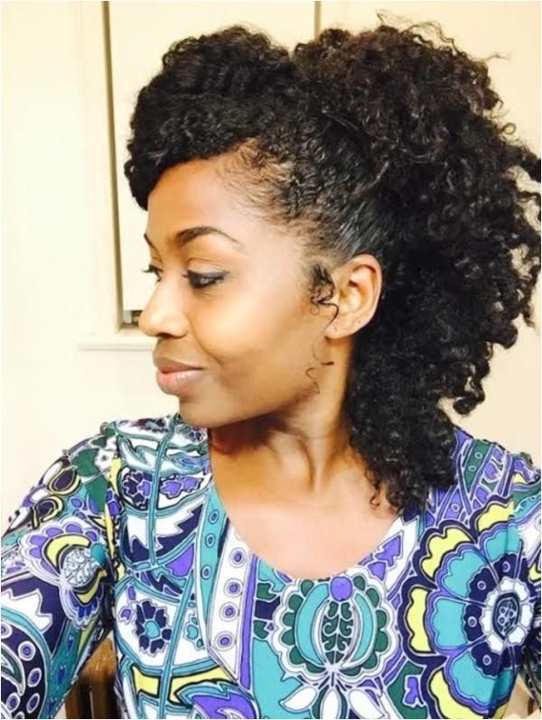 hairstyles for kinky hair