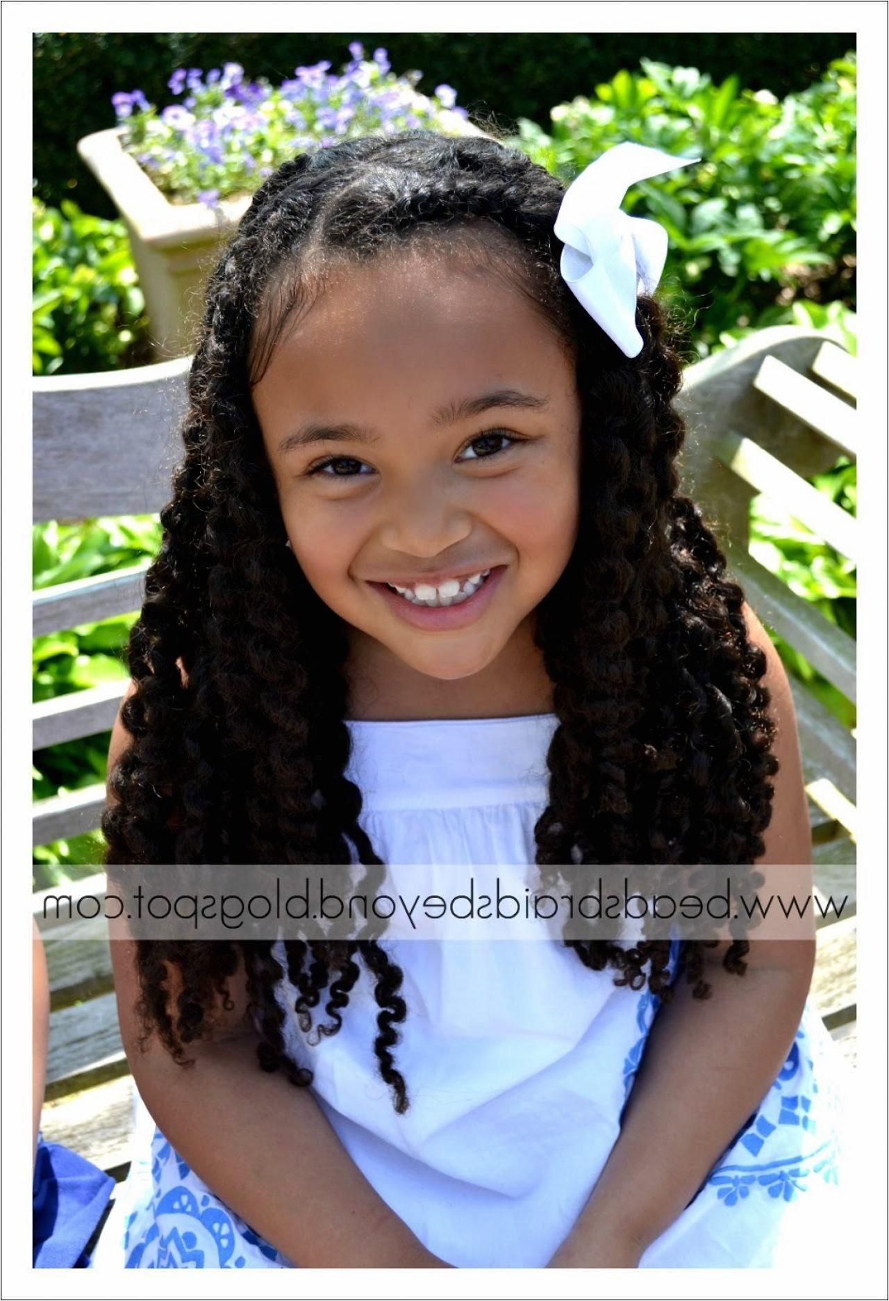 cute black girl hairstyles for kids