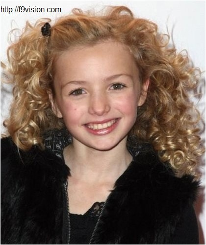 curly hairstyles for school pictures