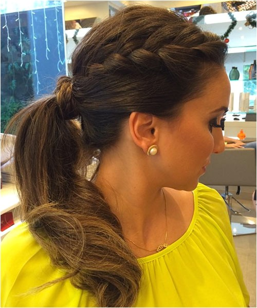 easy new years eve hairstyle