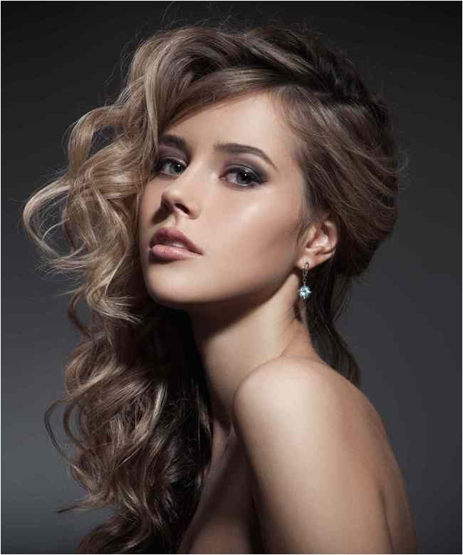 long party hairstyles for new years 2017 for cute girls