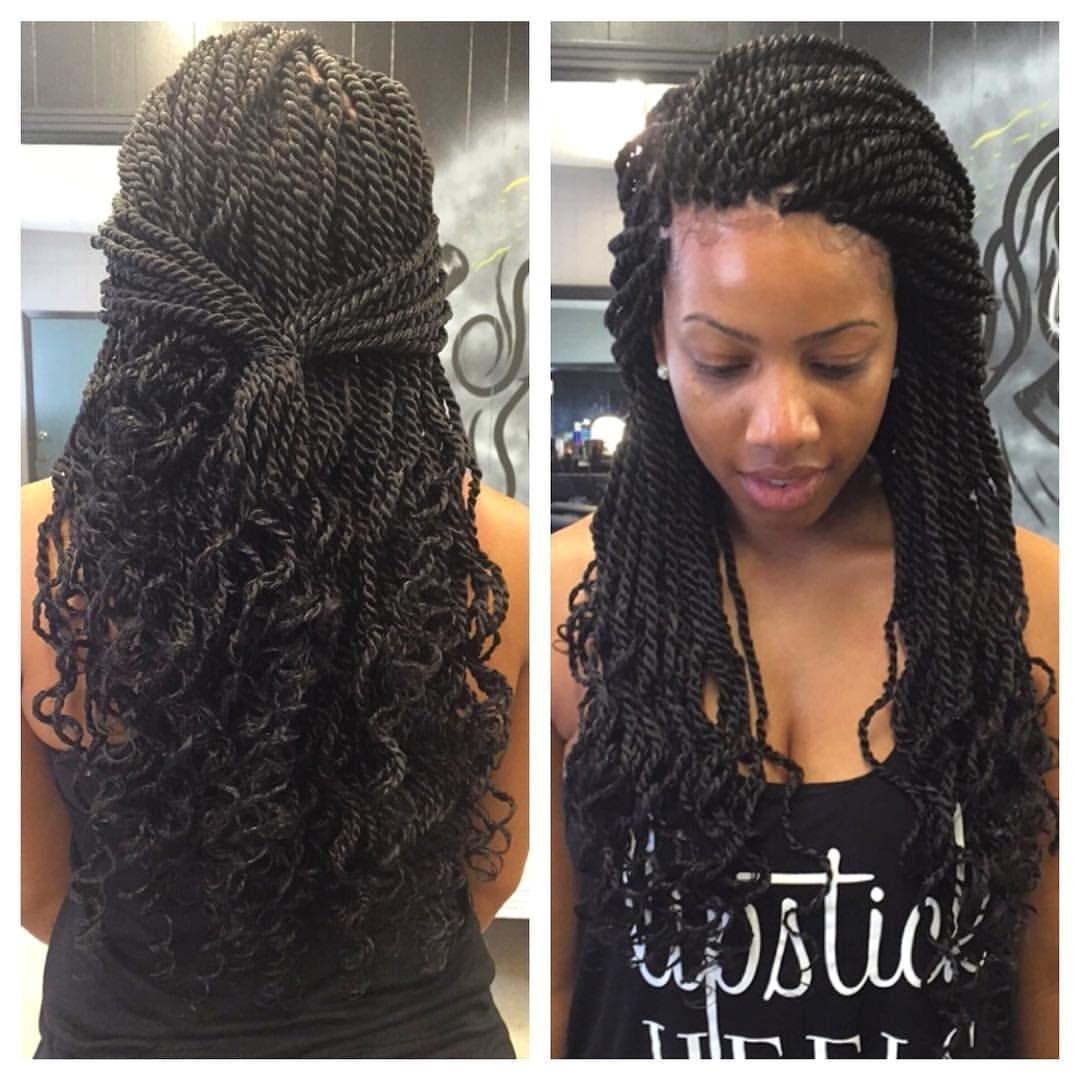 "Cute Hairstyles with Crochet Box Braids Pin Od Pou…¾vate""¾a Mina fort Na Nástenke Hair"