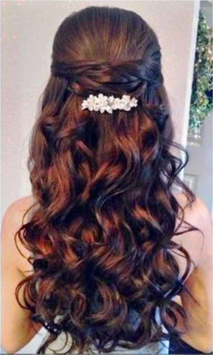 cute hairstyles for quinceaneras damas