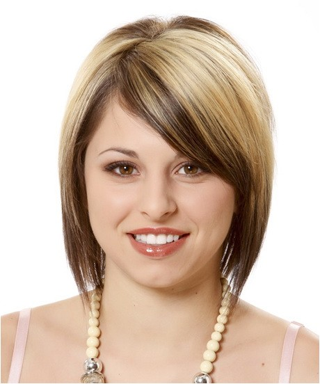 Cute Hairstyles for Round Chubby Faces Cute Short Haircuts for Round Faces