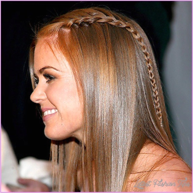 Cute Hairstyles for School Photos Cute Hairstyles for School Dances Latestfashiontips