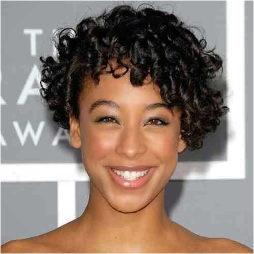15 curly short hairstyles for black women