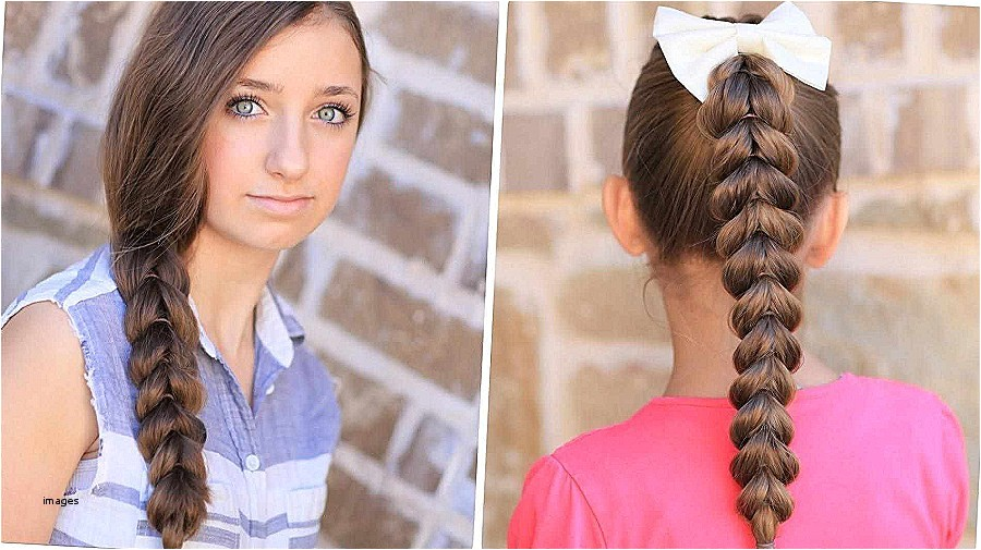 easy and cute hairstyles for picture day