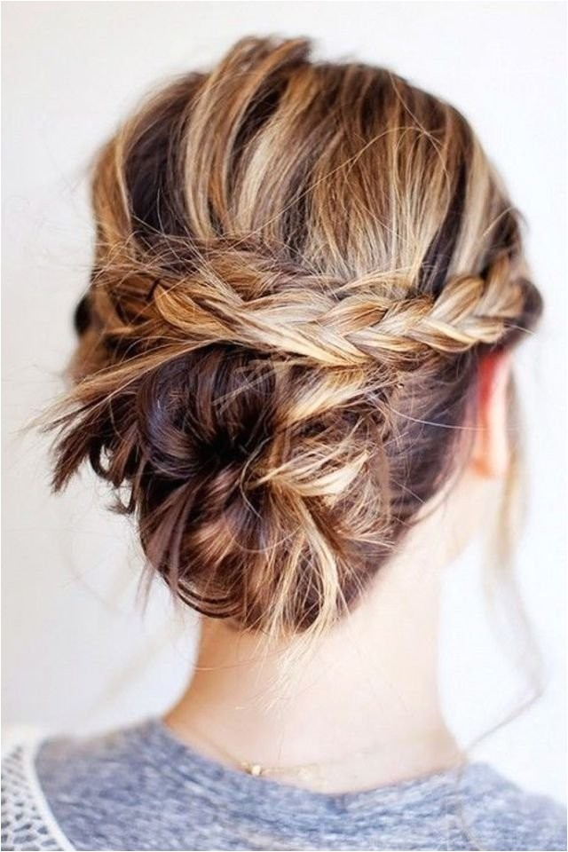 eight super easy hairstyles for dirty hair