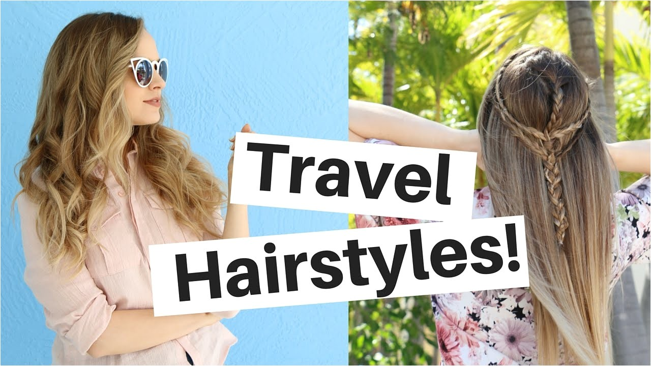 cute hairstyles for vacation