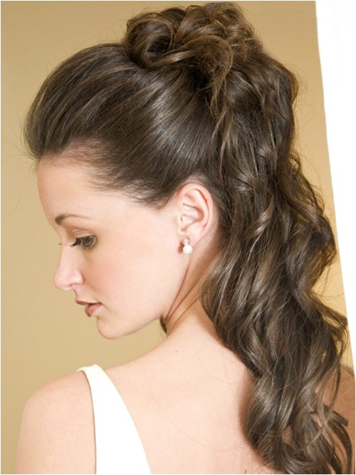 easy hairstyles for long hair to attend special occasions