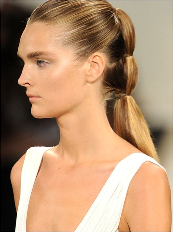 cute and simple hairstyles while working out