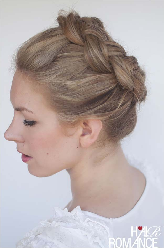 28 diy cool easy hairstyles real people can actually home