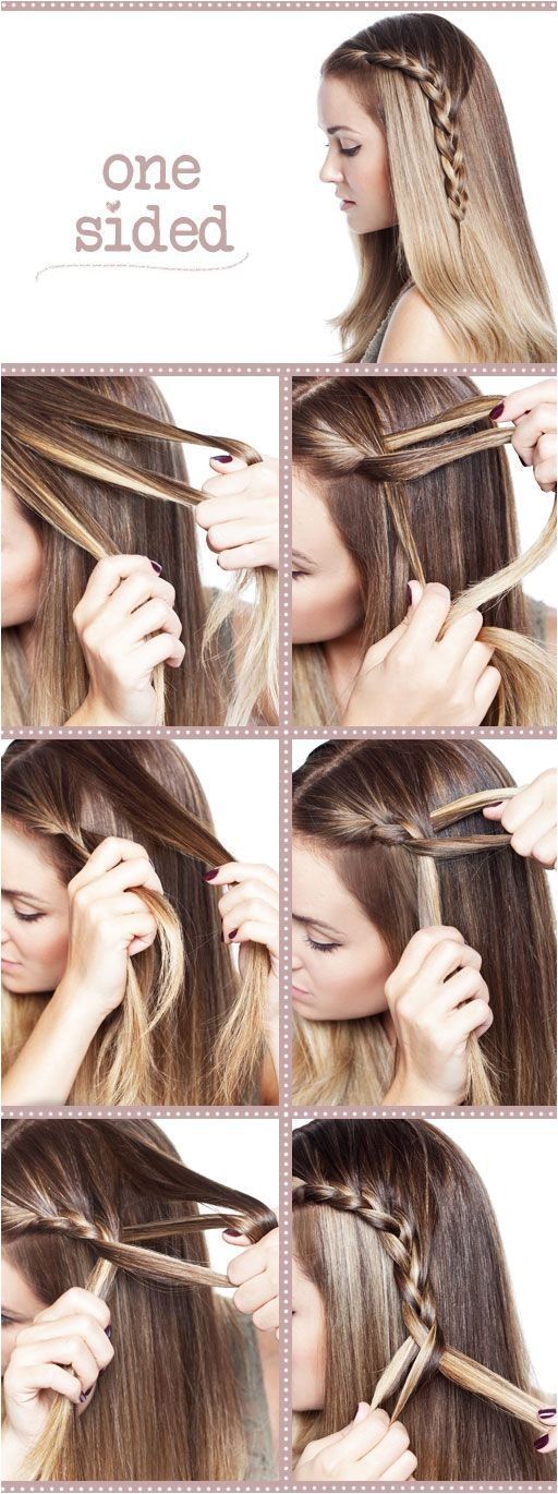 awesome creative diy hairstyles illustrated in pictures