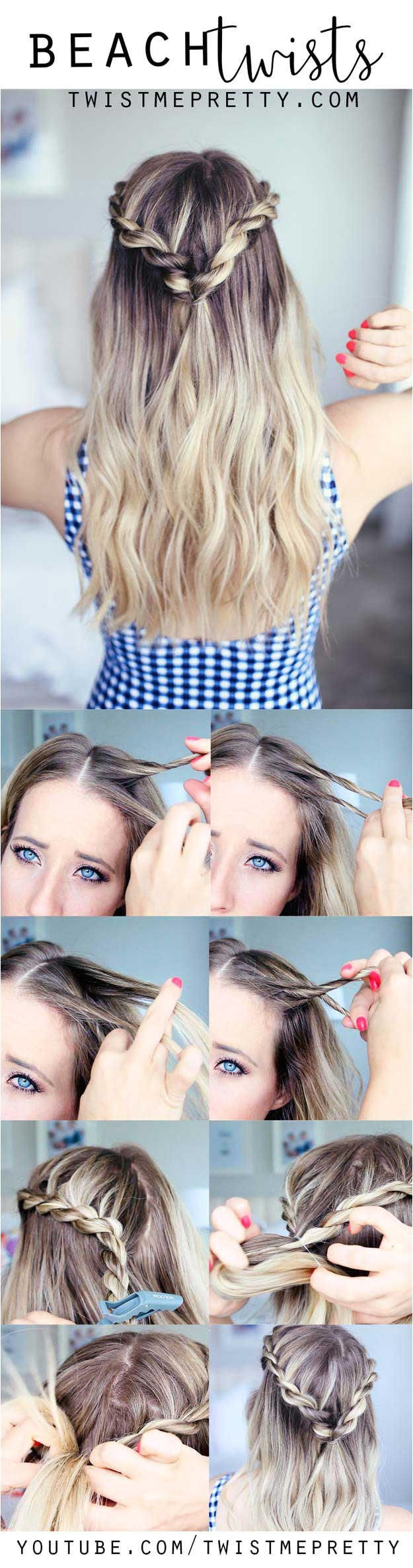 best hairstyles for summer