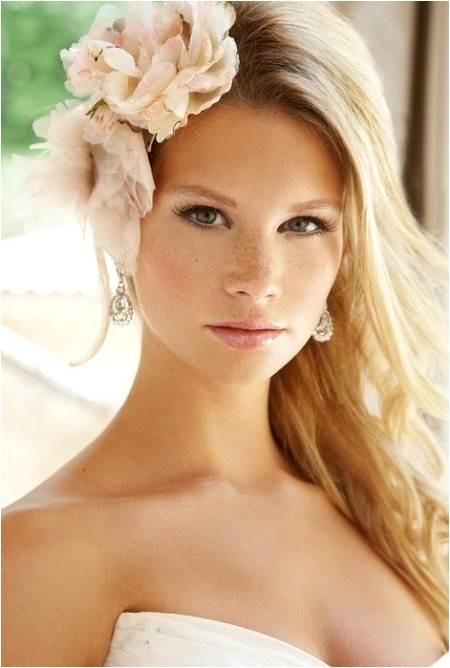 cute beach wedding prom hairstyle woman next