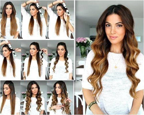 5 ways of how to make your hair wavy