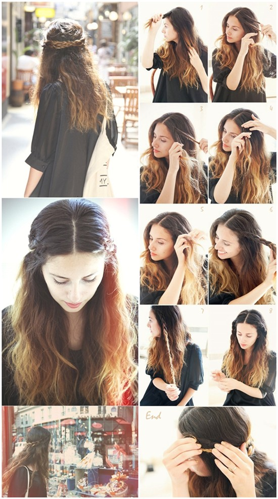 6 braided crown hairstyles for girls daily creation at home blog58