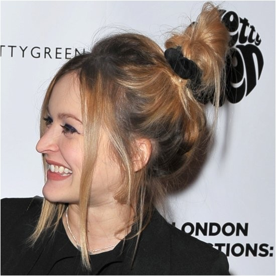 Fearne Cotton Hair Styles