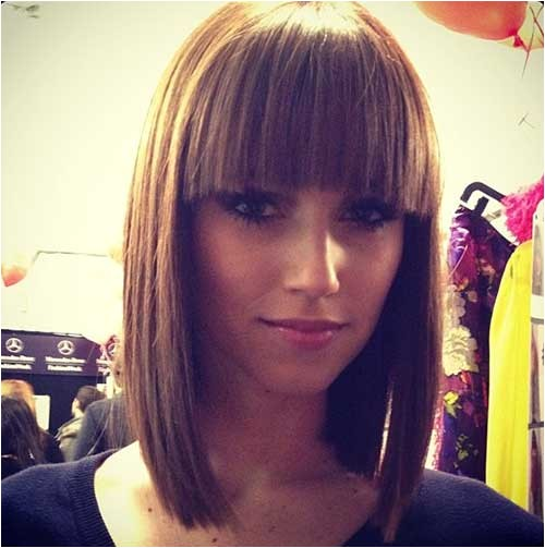 15 cute short straight hairstyles