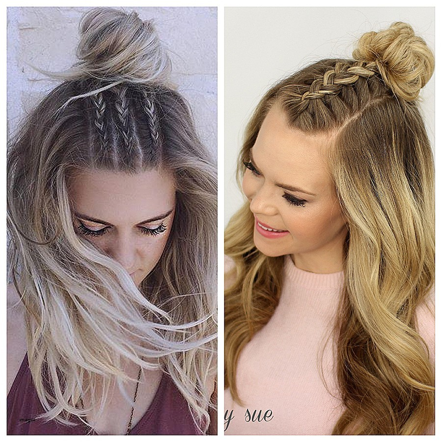 cute hairstyles with straight hair