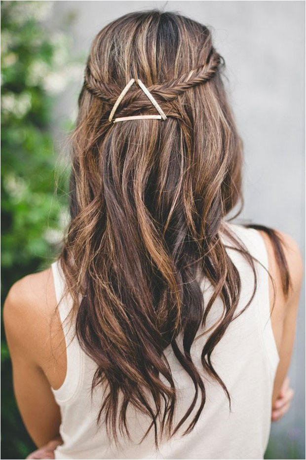 cute hairstyles without bobby pins
