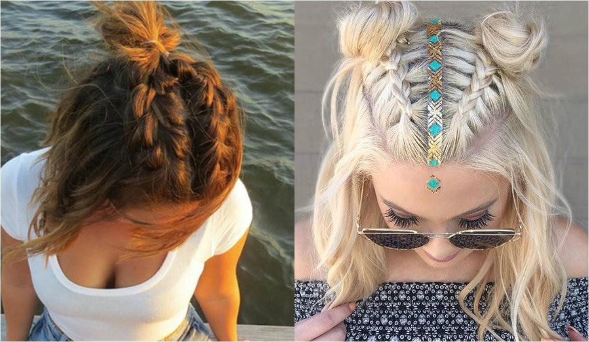 cute half up half down hairstyles