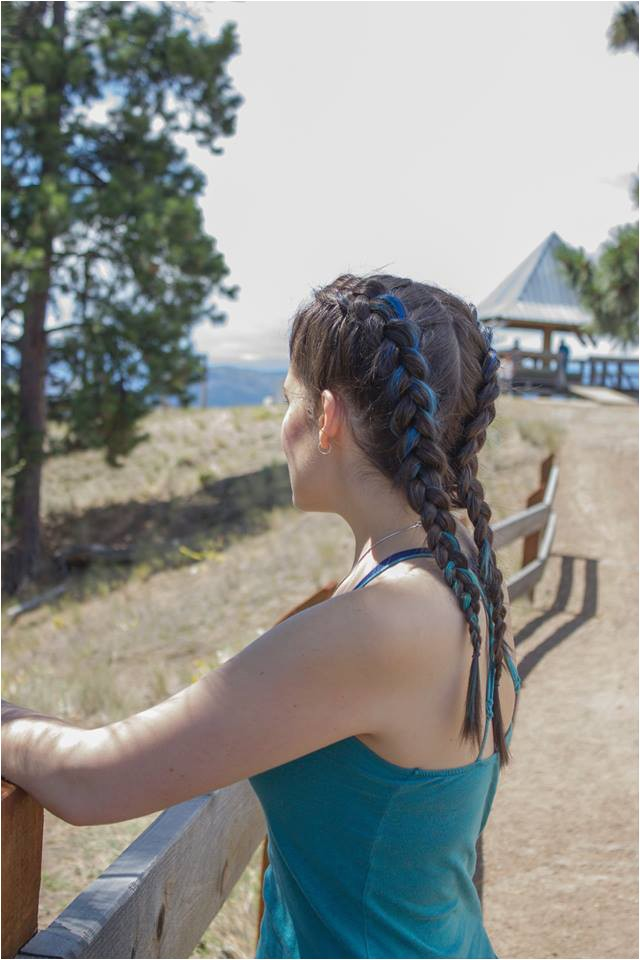 5 fabulous hairstyles for Kelowna s favourite activities