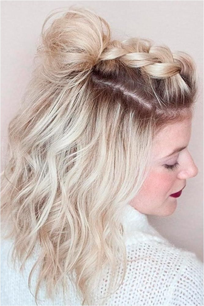 cute hairstyles for short hair for home ing