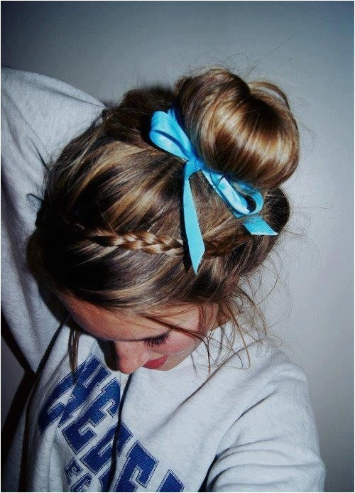 Cute Lazy Day Hairstyles Cute Lazy Day Hair Hairstyles Pinterest