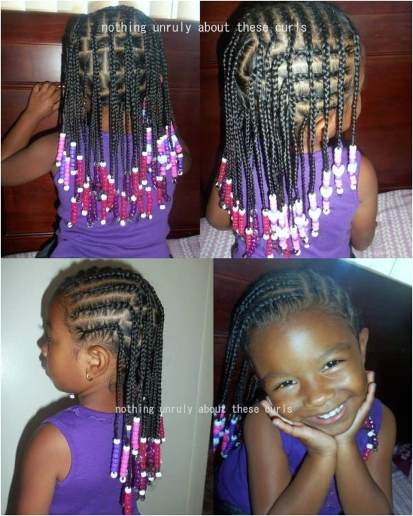 braid styles for little girls