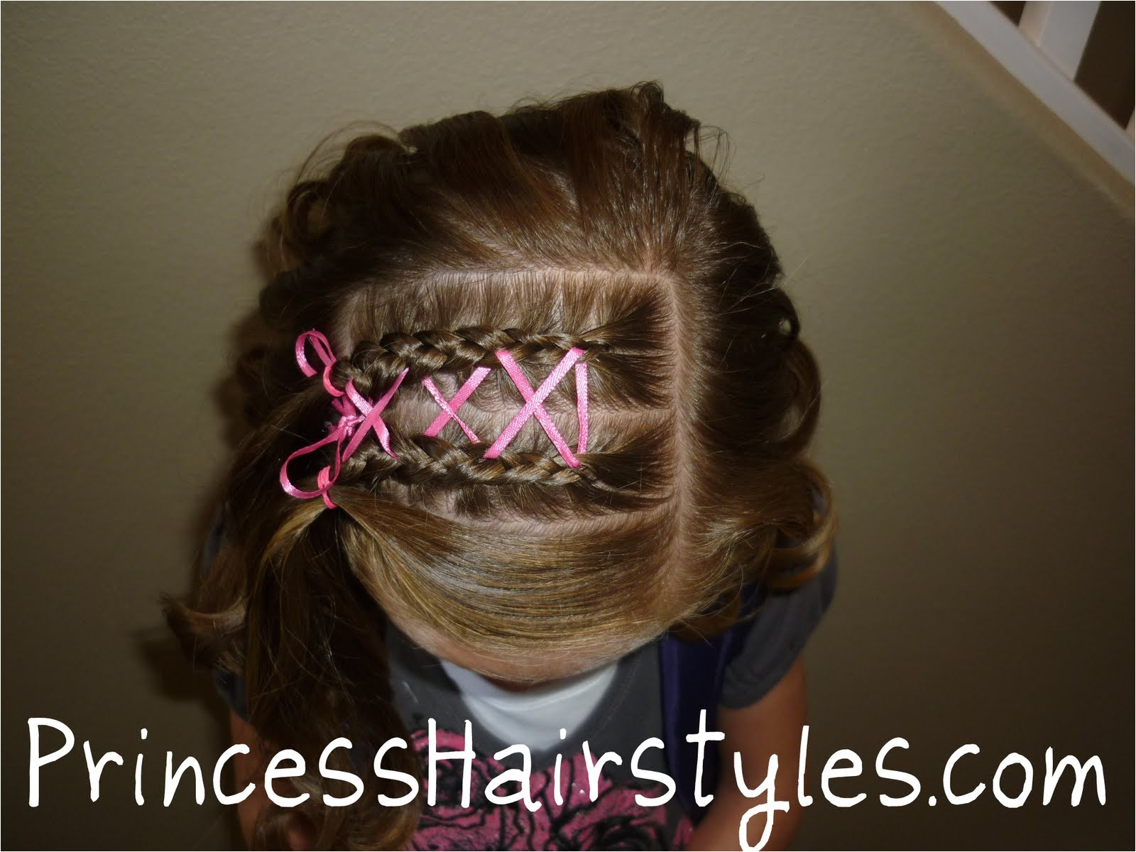 school picture day hairstyles for little girls