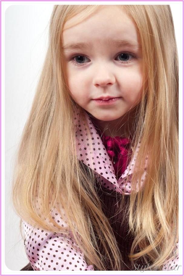 long haircuts little girls