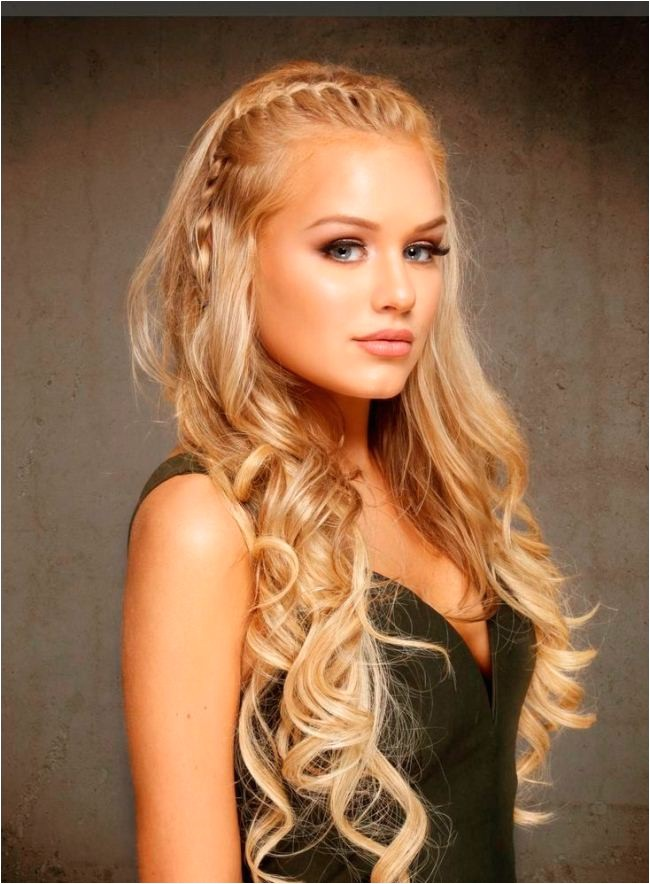 cute hairstyles for a party long hair step by step party hairstyles