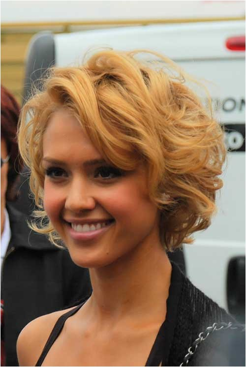 15 cute curly hairstyles for short hair